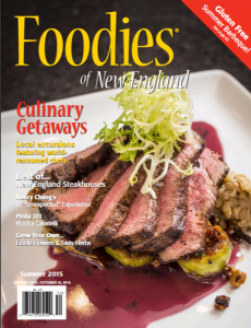 Foodies of New England Summer 2015 Culinary Getaways