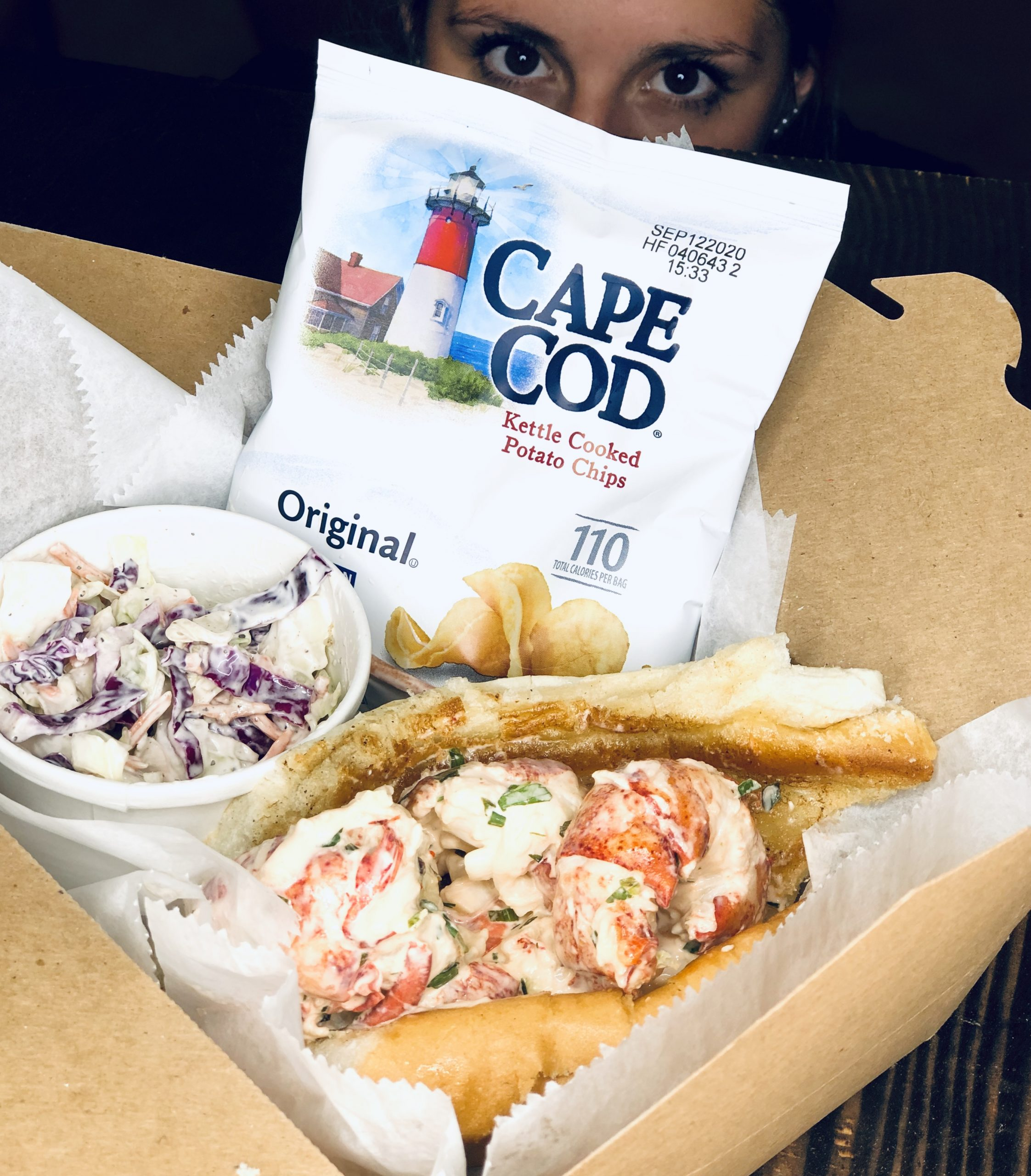 image of 8 oz maine lobster roll